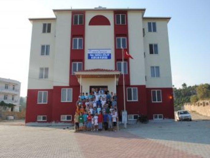Manavgat Hacı Hamza Atalay Kur'an Kursu'nda Hafızlık Eğitimi Başladı