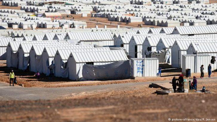 Moskova ve Şam sığınmacı merkezleri kuracak