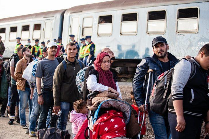 Rusya'dan Suriye'de eve dönüş için yeni adım: Sığınmacı kabul merkezi kuruldu