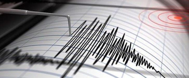 Osmaniye'de korkutan deprem! (Kandilli Son depremler)