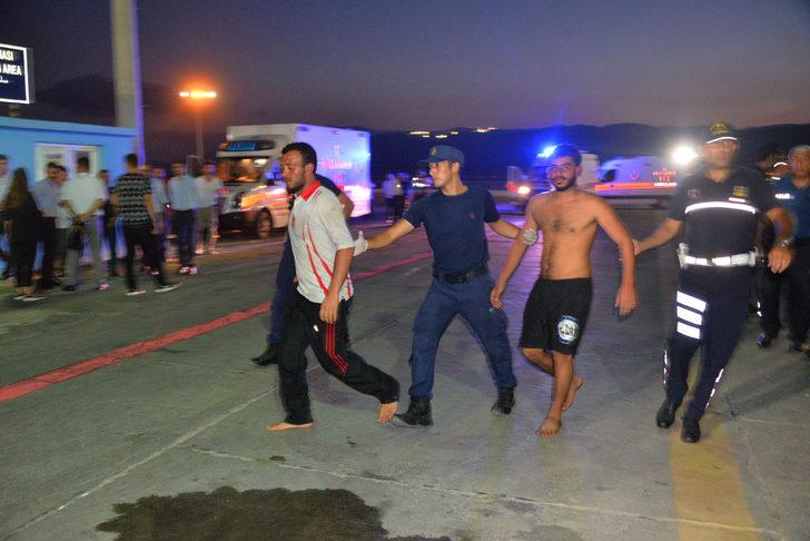 KKTC açıklarında mülteci teknesi battı: 19 ölü (5)