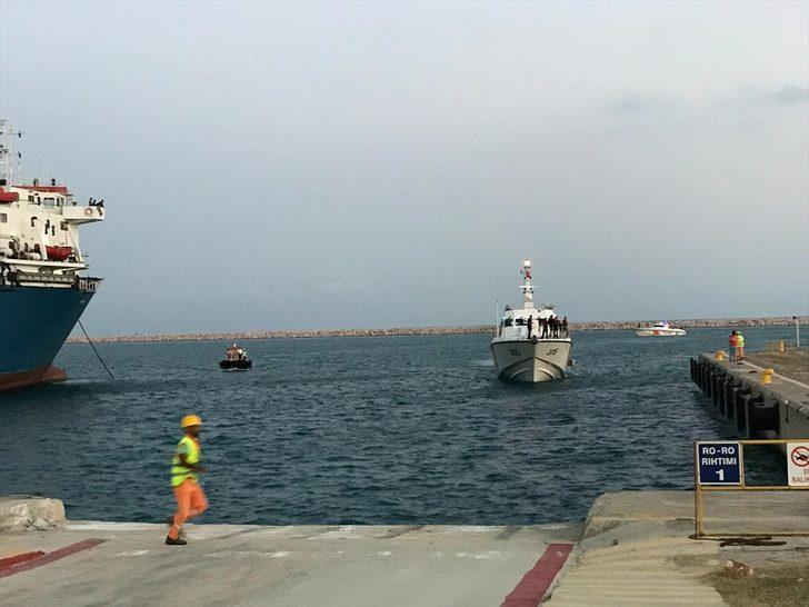GÜNCELLEME - KKTC açıklarında mültecileri taşıyan teknenin batması