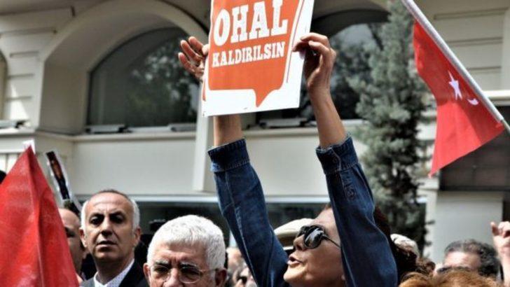 Türkiye'de seçimler OHAL ile ilgili görsel sonucu