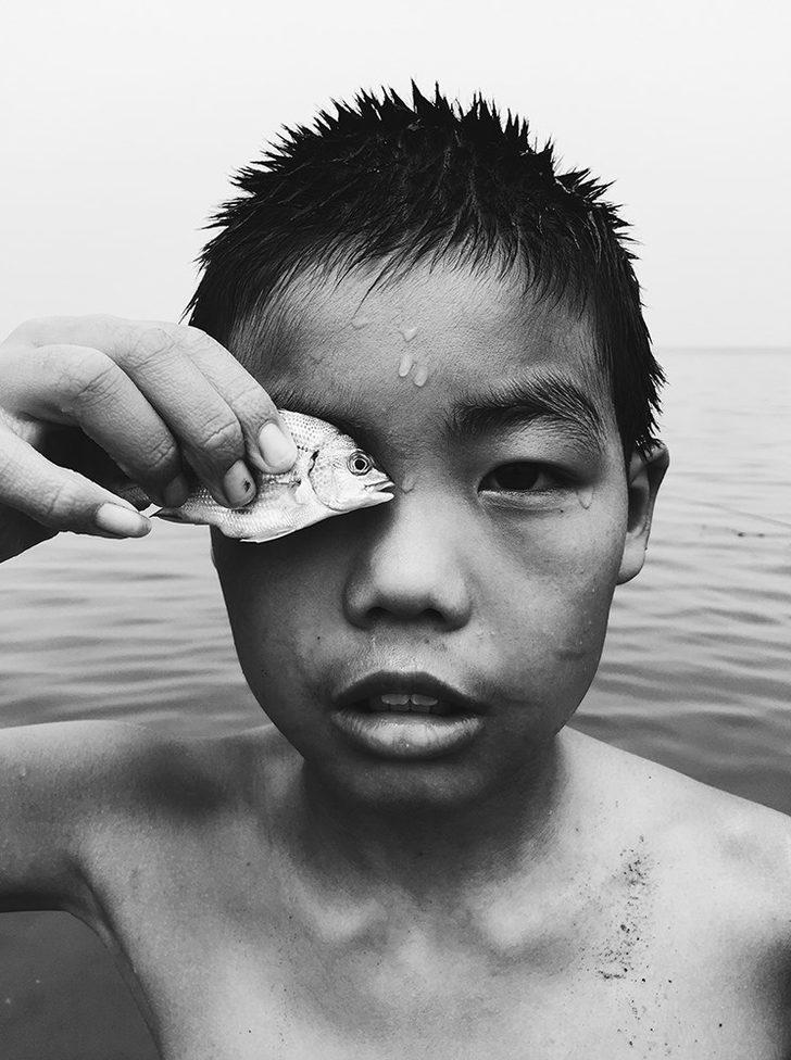Huapeng Zhao (Yılın Fotoğrafçısı İkincilik Ödülü)