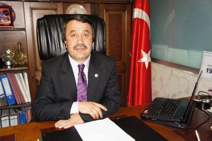 Kastamonu Baro Başkanı Av. Mehmet Çiftçi: