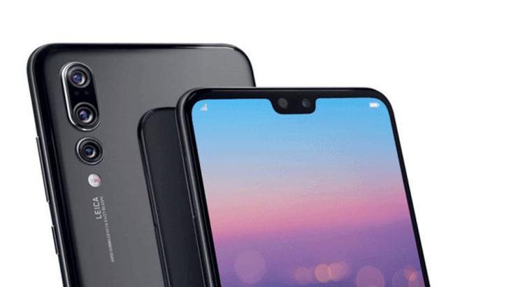 Huawei P30'dan ilk bilgiler!