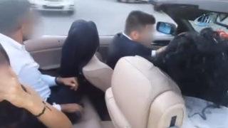Damada, 'saygısızca araç kullanma' cezası!