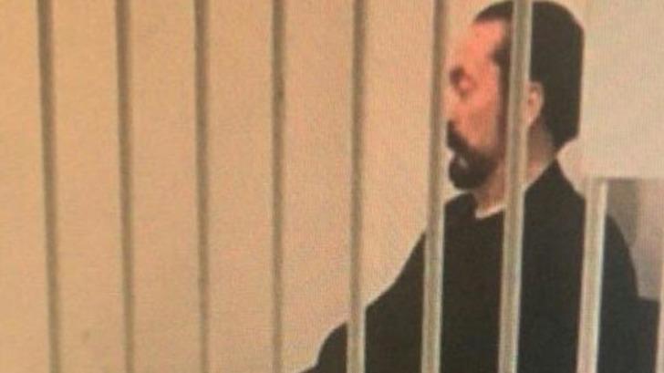 Adnan Oktar tutuklanma kararını beklerken böyle görüntülendi