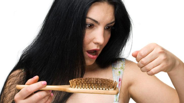 Saç dökülmesini durdurmanın yolları!