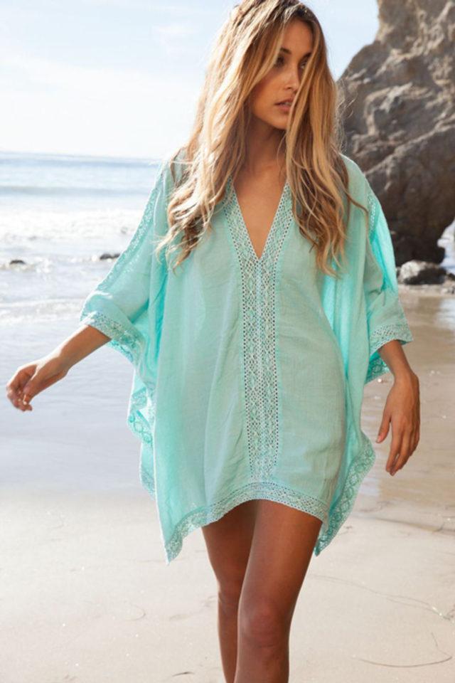 Bu yazın en şık plaj elbiseleri