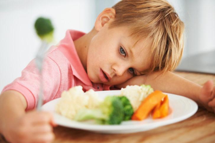 Yemek seçen çocuklarla nasıl baş edilir?