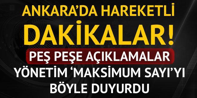 CHP yönetiminden yeni açıklama:  Maksimum toplanabilecek imza 450-470 civarında