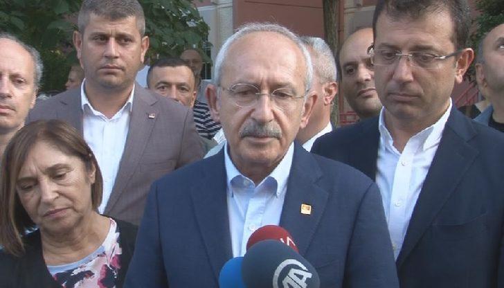 Kılıçdaroğlu'ndan Berberoğlu açıklaması: Adaletin olmadığını tescilleyen karar