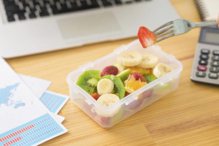 Ofiste diyet yapamayanlara öneriler