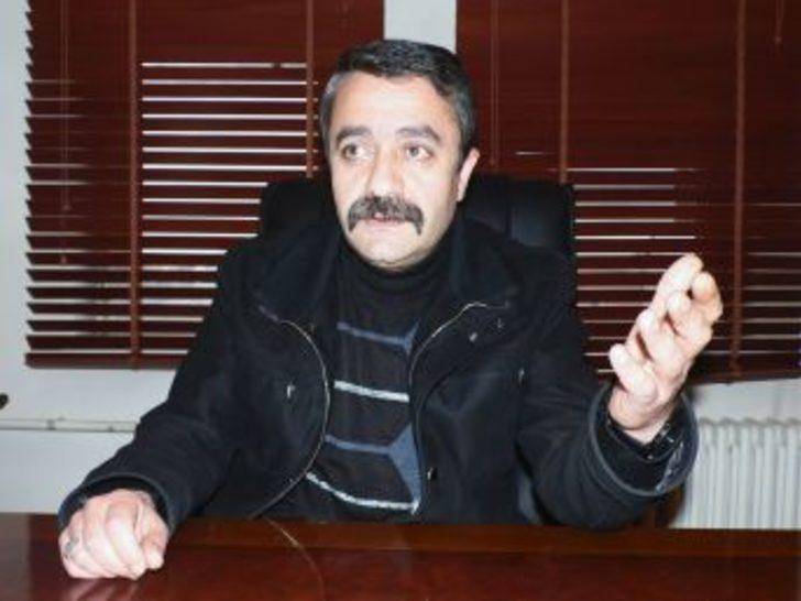 Ülkü Ocakları Erzurum Eski Il Başkanı Karagöz, Türk Sağlık Sen'e Aday