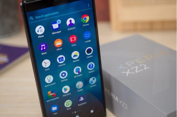 Sony, XZ3'ü tanıtılabilir!
