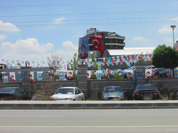 İYİ Parti çalıştayı, Afyonkarahisar'da başladı