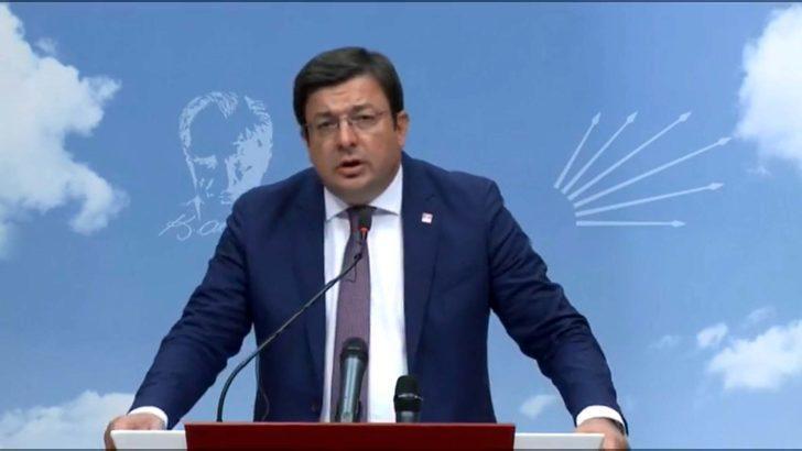 CHP'li Erkek: 604 imza genel merkezimize sunulmadı