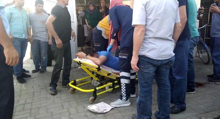 Simitçi, sıra kavgasında makasla meslektaşını yaraladı