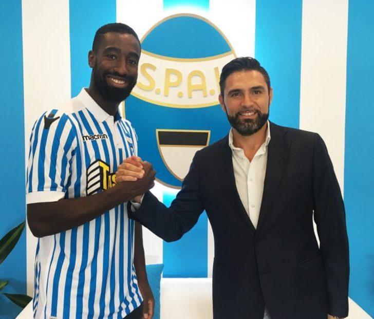 JOHAN DJOUROU | Antalyaspor > SPAL