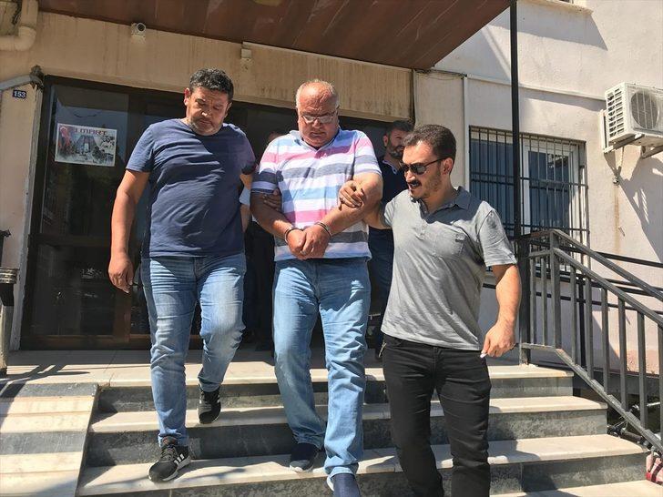 GÜNCELLEME 2- Aydın'da 5 kişiyi öldüren zanlıya tutuklama