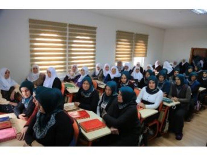 Cebir'de Kuran Kursu Ve İkinci Bahar Evi Açıldı