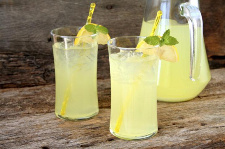 Limonatanın hiç bilinmeyen faydası!