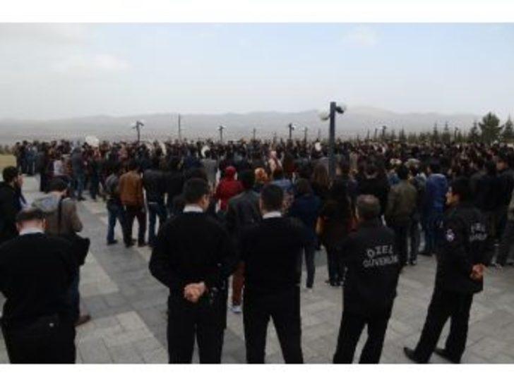 İnönü Üniversitesi'nde 47 Öğrenci Gözaltına Alındı