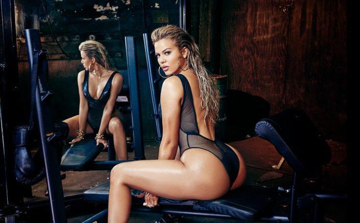 Khloe Kardashian'dan vücuduyla ilgili itiraflar