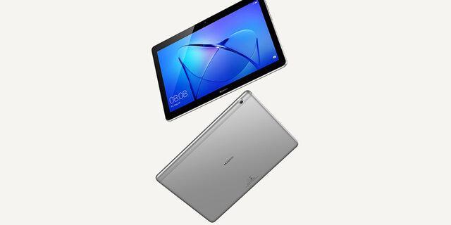 Huawei'den bütçeye uygun tablet: MediaPad T3 10!