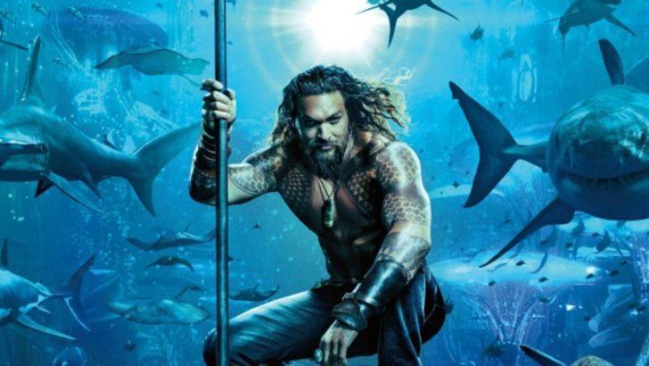 Aquaman'den ilk fragmanı yayınlandı!