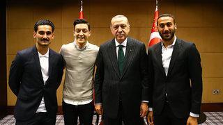 Mesut Özil'den Alman medyasına cevap