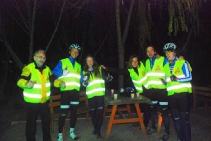 Hollanda'dan Bisikletle Dünya Turu
