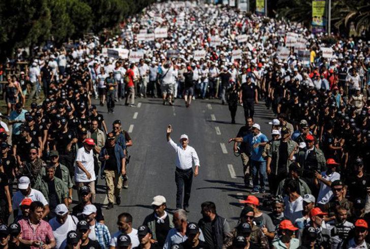 'CHP'den 2. Adalet Yürüyüşü planı' iddiası