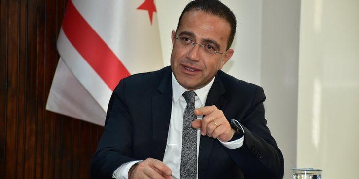 Tarım Bakanı Şahali:KKTC'de domuz yetiştiriciliği başlıyor
