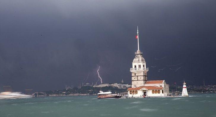 Meteoroloji'den İstanbul için son dakika uyarısı: Önümüzdeki 1.5 saat görülecek