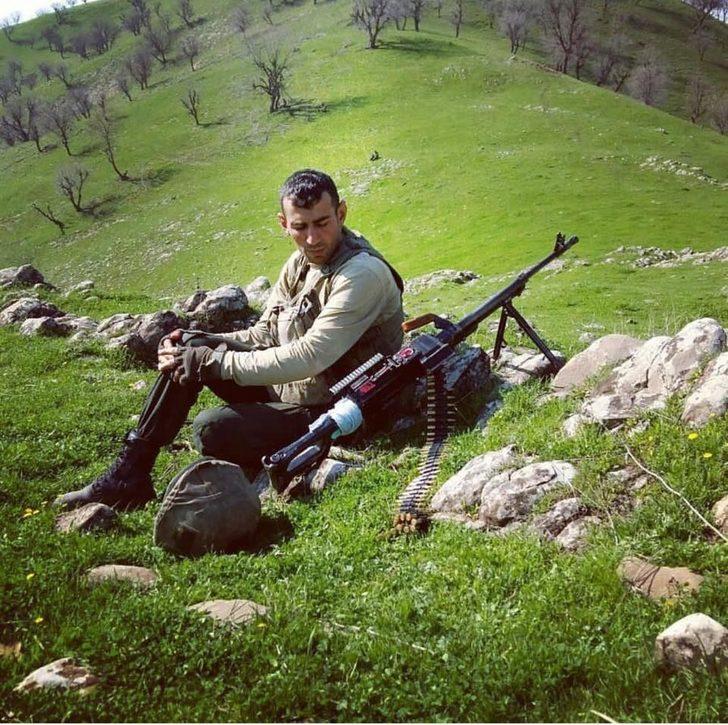 Ankara'da tedavi gören Elazığlı asker şehit oldu
