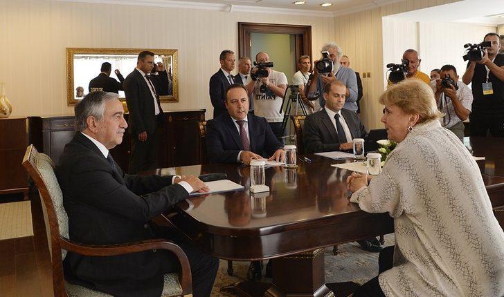 BM Temsilcisi Lute, Kıbrıs'ta temaslarına başladı (3)