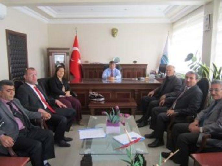 Beyşehir Ilçe Tarım Komisyonu Toplandı