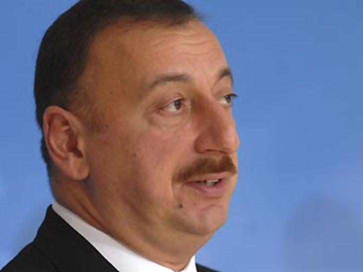 Aliyev'den şok açıklama