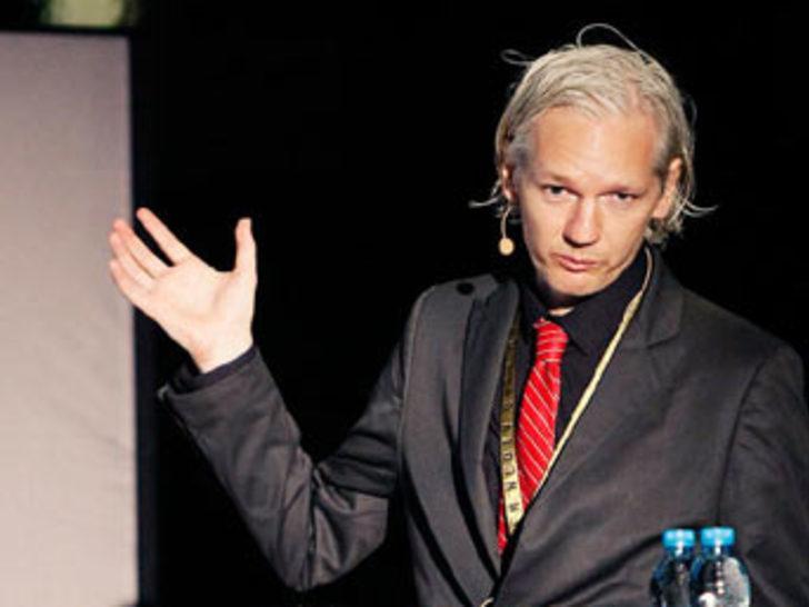 Bu sefer Assange'ın sırları internete sızdı!