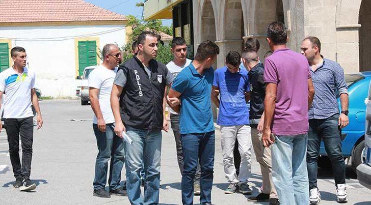 Eskort kadının evini karıştıran iki şüpheliye 45 gün hapis cezası