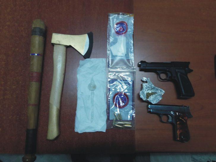 Yalova'da uyuşturucudan 9 tutuklama