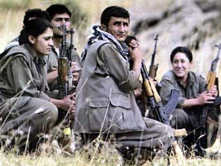 """PKK'da """"yoz ilişki"""" infazı"""