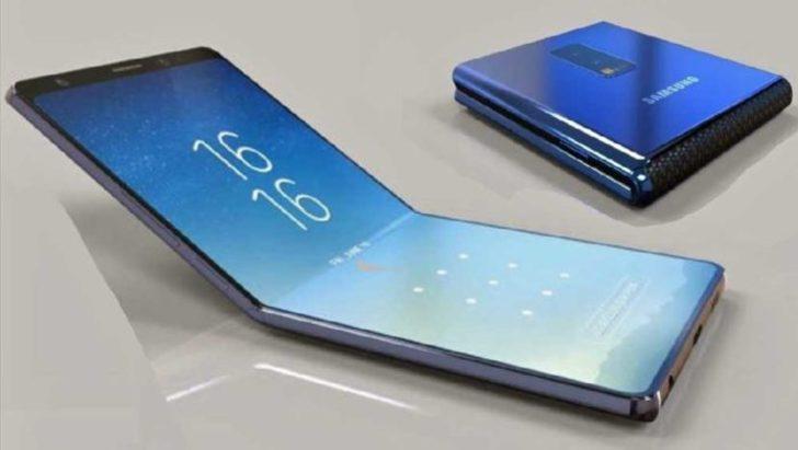 Katlanabilir telefon geliyor, ama Galaxy X değil!