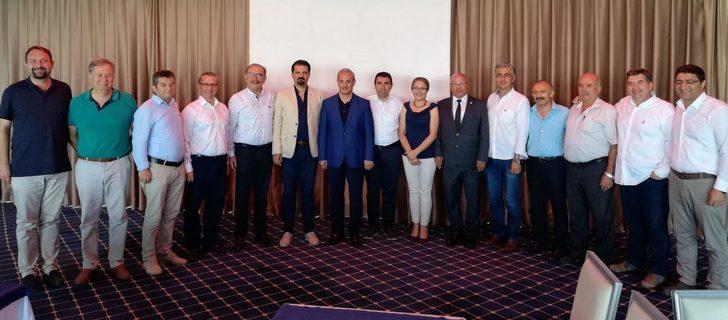 İzmir'de 19 ilçe başkanından Kılıçdaroğlu'na destek