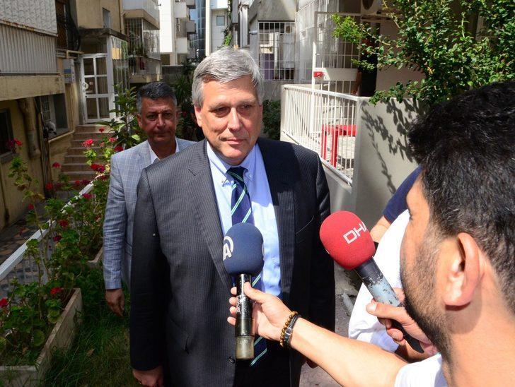 ABD'nin Ankara Maslahatgüzarı, rahip Brunson'u ziyaret etti