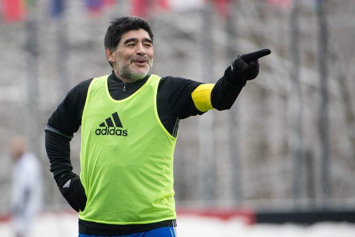 Maradona'nın ölmeden önceki son sözleri ortaya çıktı