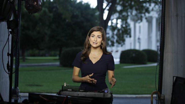 CNN Muhabiri Beyaz Saray'daki Basın Toplantısında Alınmadı