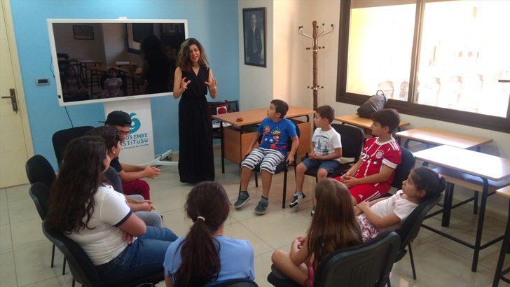 Lübnan'da Türk masalları etkinliği